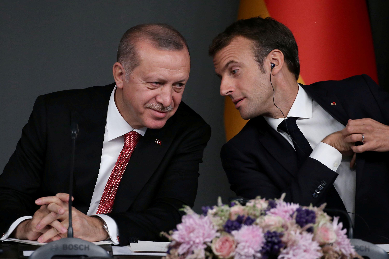 Τουρκία VS Γαλλίας