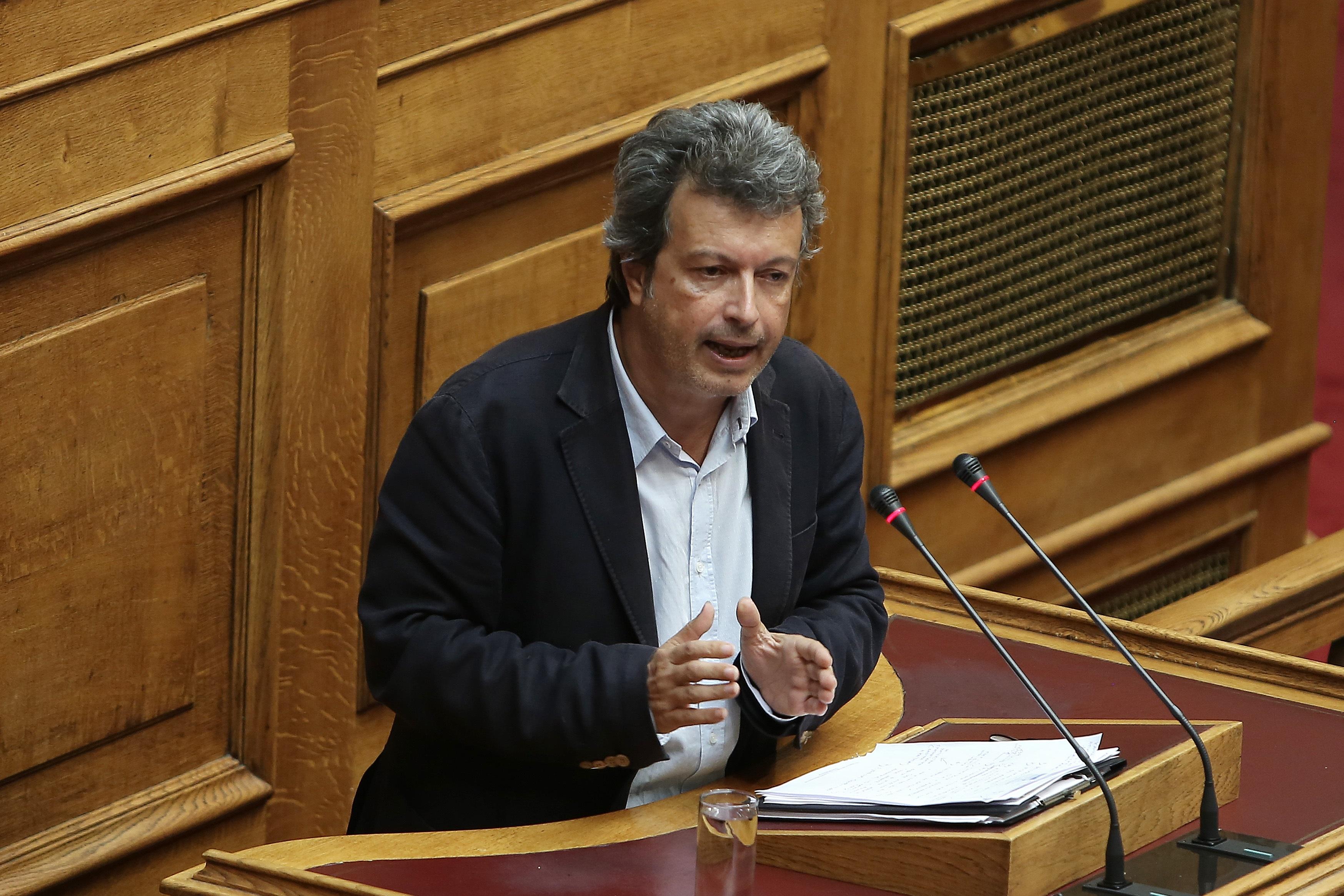 Πέτρος Τατσόπουλος: Αυτό είναι το νεότερο ιατρικό ανακοινωθέν του Ιπποκρατείου