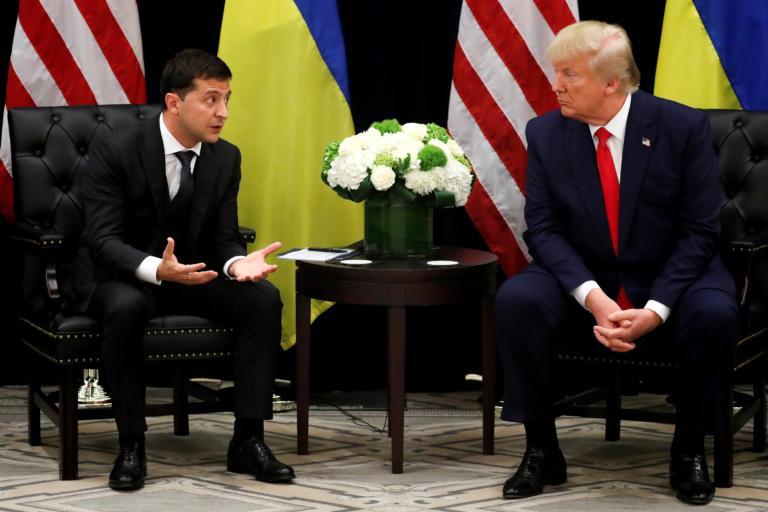 """Αμερικανός διπλωμάτης στην Ουκρανία """"καίει"""" τον Τραμπ"""