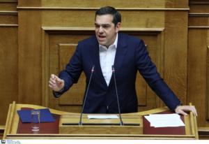 """Τσίπρας: """"Τα κάνατε θάλασσα στο προσφυγικό"""" – """"Χαϊδεύετε τα αυτιά της κομματικής σας βάσης…"""""""