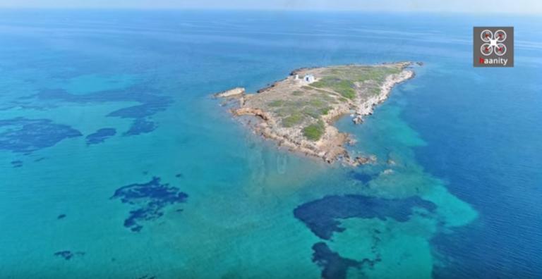 Αυτός ο μικρός παράδεισος απέχει μόλις 40 λεπτά από την Αθήνα!