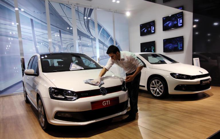 Η Volkswagen σταματά την επένδυση στην Τουρκία λόγω της εισβολής στη Συρία