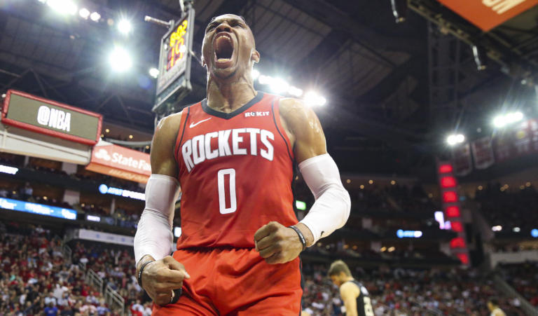 NBA: Έγινε ανταλλαγή ο Γουέστμπρουκ από τους Χιούστον Ρόκετς!