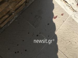 Χολαργός: «Οι ληστές πυροβόλησαν την πόρτα» – Τι λέει αυτόπτης μάρτυρας