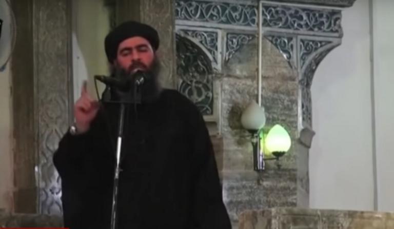 """ΗΠΑ: """"Ρίξαμε στη θάλασσα τη σορό του Αμπού Μπακρ αλ Μπαγκντάντι""""!"""