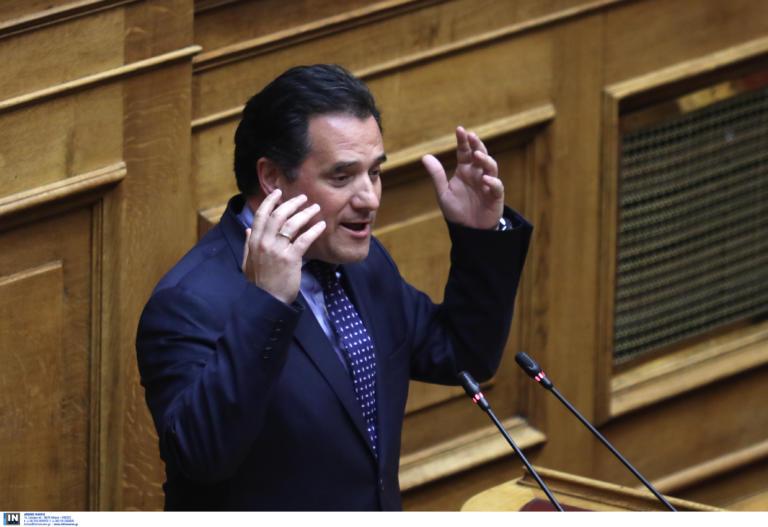 """Γεωργιάδης για επενδύσεις: """"Θα τρίβετε τα μάτια σας…""""!"""