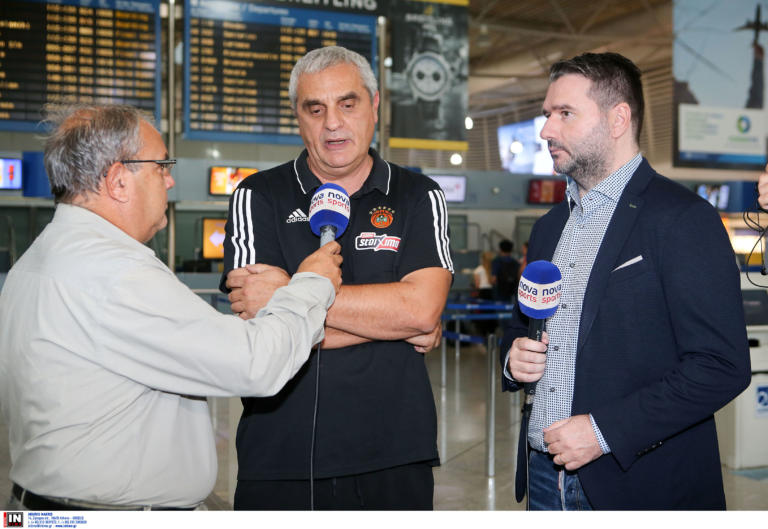 """Στη Γαλλία ο Παναθηναϊκός! Πεδουλάκης: """"Δεν υπάρχει εύκολο παιχνίδι στην Euroleague"""" [pics]"""