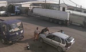 """""""Ο κλέφτης πάτησε γκάζι για να με πατήσει""""! Τι αποκαλύπτει το θύμα της κλοπής στον Ασπρόπυργο"""