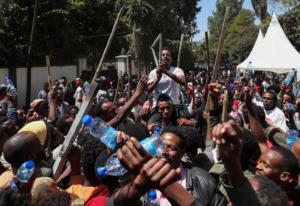 """Αιθιοπία: """"Έκρηξη"""" στην χώρα – Τουλάχιστον 67 νεκροί στις διαδηλώσεις"""