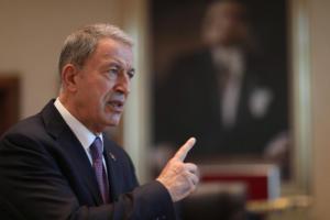 Ακάρ: Είμαστε αποφασισμένοι να ξανακάνουμε ό,τι και πριν από 45 χρόνια στην Κύπρο!
