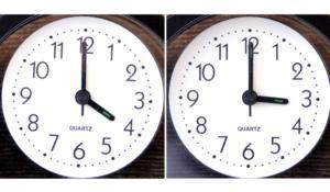 Αλλαγή ώρας: Γυρνάμε πίσω τους δείκτες των ρολογιών την Κυριακή 27 Οκτωβρίου