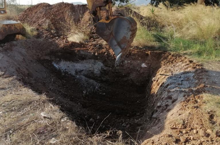 Άργος: Ξεκίνησε το σκάψιμο για τις λίρες – Ο θρύλος του '40 και η μαρτυρία του παππού! (εικόνες)