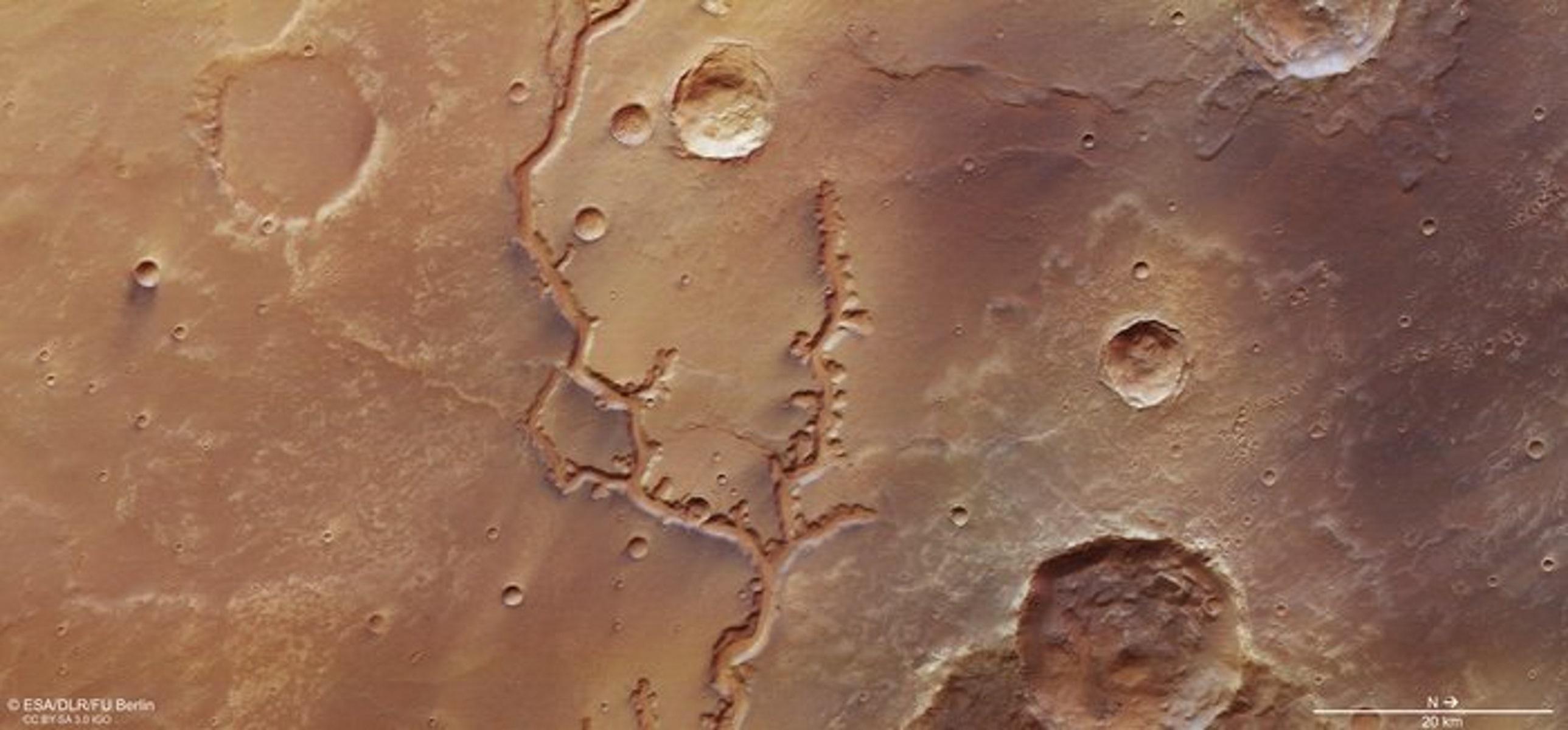 Κι όμως! Ο Άρης μοιάζει με... την Χαβάη! Εντυπωσιακές εικόνες [Pics]