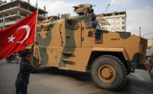 """Συρία: Τελεσίγραφο Ερντογάν στους Κούρδους – """"Παραδώστε τα όπλα σας μέχρι το βράδυ"""" – video"""