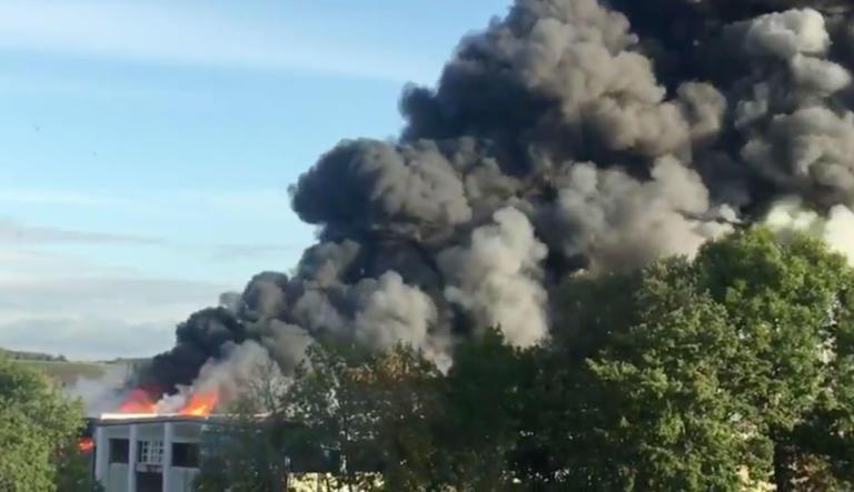 Αυστρία: Έκρηξη κοντά σε αεροδρόμιο με δυο σοβαρά τραυματίες