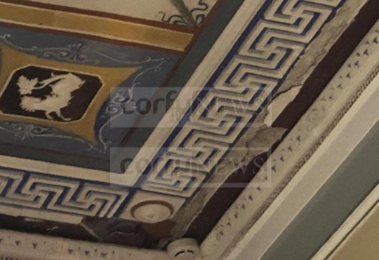 Κέρκυρα – Αχίλλειο: Εικόνες ντροπής στο παραμυθένιο παλάτι της πριγκίπισσας Σίσσυ [pics]