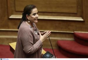 Βουλή – Μπακογιάννη: Χάθηκαν τέσσερα χρόνια για τα κακώς κείμενα στην Υγεία