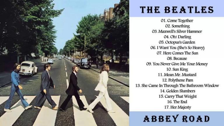 Άλμπουμ των Beatles επέστρεψε στα charts, μετά από 50 χρόνια
