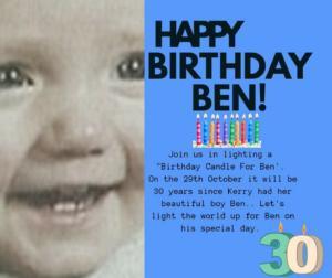 """Ραγίζουν καρδιές 30 χρόνια από τη γέννηση του Ben Needham που ακόμα αγνοείται – """"Ανάψτε ένα κεράκι για εκείνον"""""""