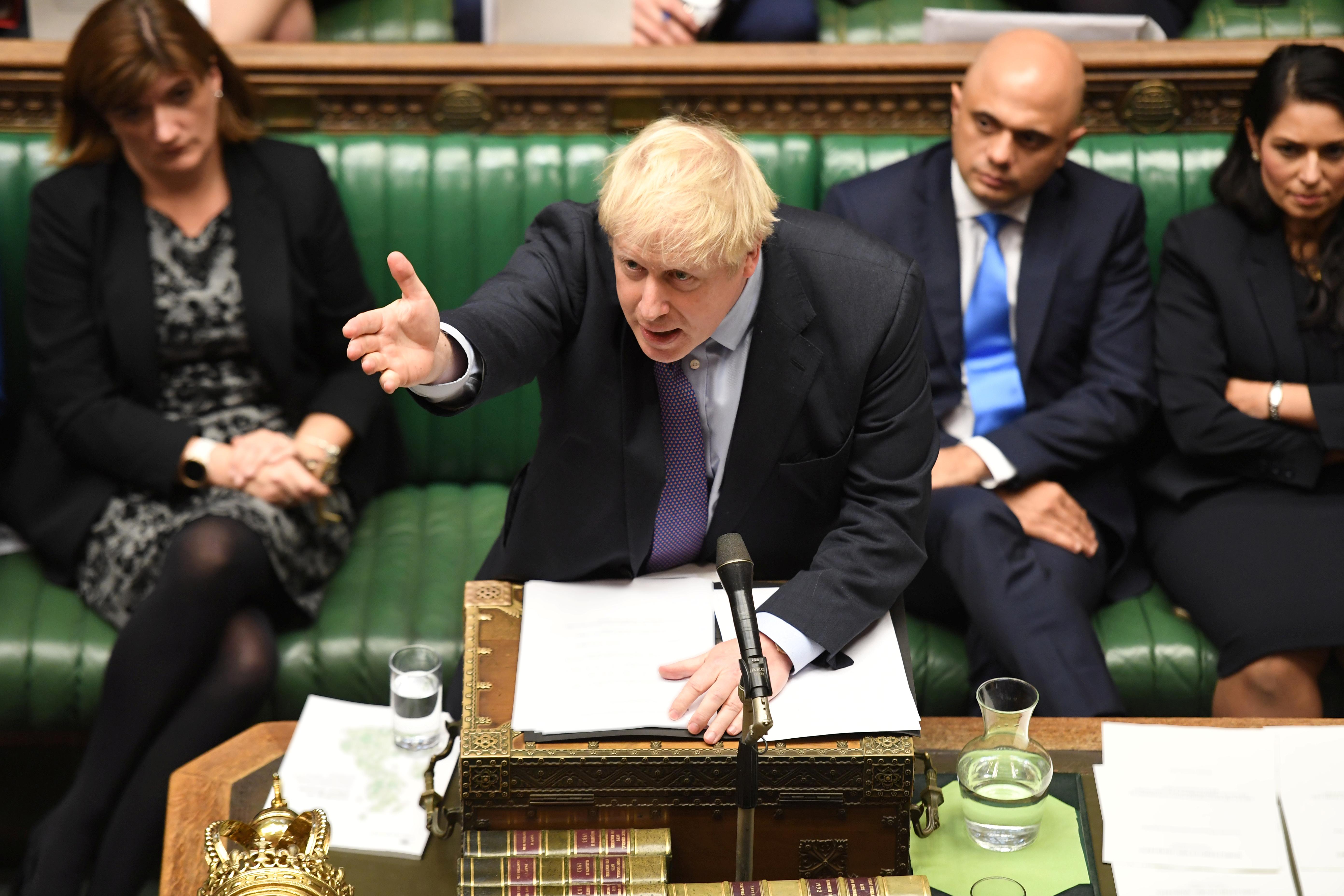 Brexit: Επιστολή Τζόνσον σε Κόρμπιν για πρόωρες εκλογές