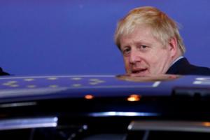 """Brexit: """"Φεύγουμε ό, τι κι αν γίνει"""" ξεκαθαρίζει ο Τζόνσον!"""