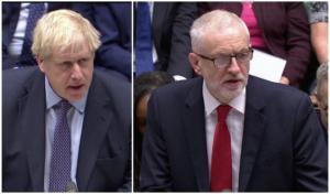 "Brexit: Η πρώτη ""μονομαχία"" Τζόνσον – Κόρμπιν! video"
