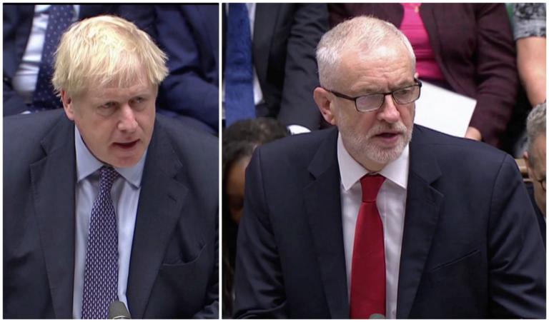 Brexit: Μειώθηκε η διαφορά Συντηρητικών – Εργατικών στις δημοσκοπήσεις