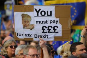 Brexit: Ξεκάθαρες προειδοποιήσεις της ΕΕ στην Αγγλία!