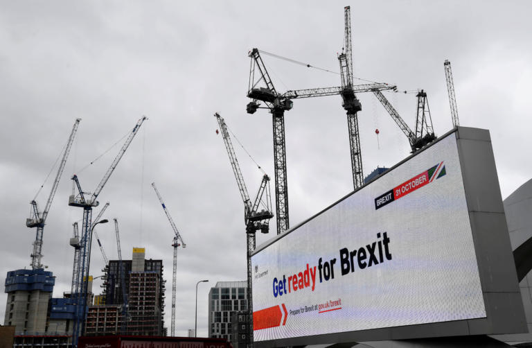 Brexit: Σχέδια έκτακτης ανάγκης παρουσίασε η Βρετανία