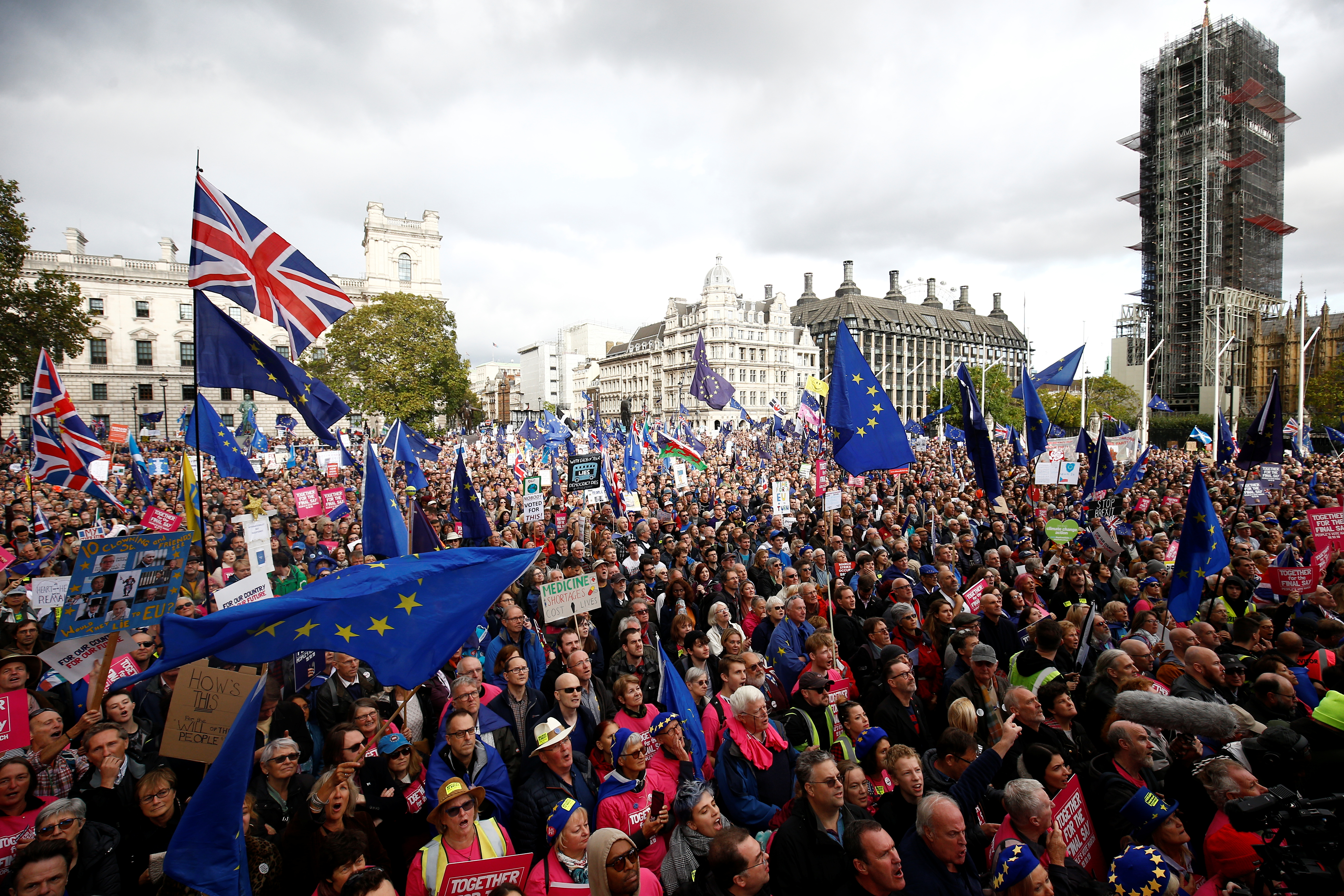 Brexit: Δεν συμφώνησαν στο χρονοδιάγραμμα Τζόνσον – Κόρμπιν! Στο προσκήνιο και πάλι οι πρόωρες εκλογές