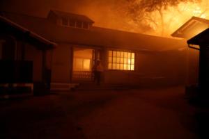 Πύρινη κόλαση στην Καλιφόρνια! Περίπου 180.000 άνθρωποι εγκαταλείπουν τα σπίτια τους [Pics]