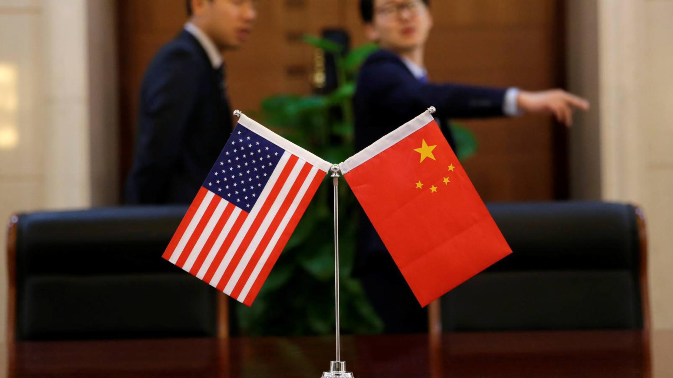 Κίνα: Ελπίζουμε να συνεργαστούμε με τις ΗΠΑ και να τελειώσει ο εμπορικός πόλεμος