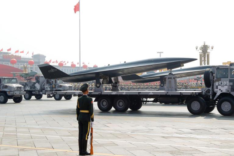 Αυτό είναι το νέο stealth υπερηχητικό drone της Κίνας που «τρομάζει» τους Αμερικανούς! [pics]