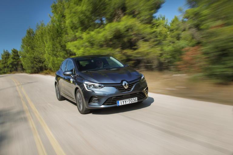 Δοκιμάζουμε το ολοκαίνουργιο Renault Clio 1.0 TCe 100 [pics]