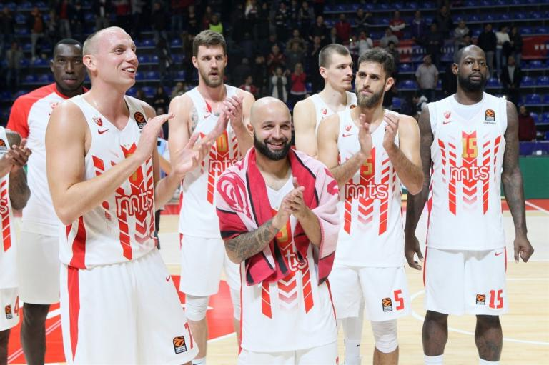 "Euroleague: Με σούπερ Περπέρογλου ο Ερυθρός Αστέρας ""διέλυσε"" τη Χίμκι! Αποτελέσματα και βαθμολογία"