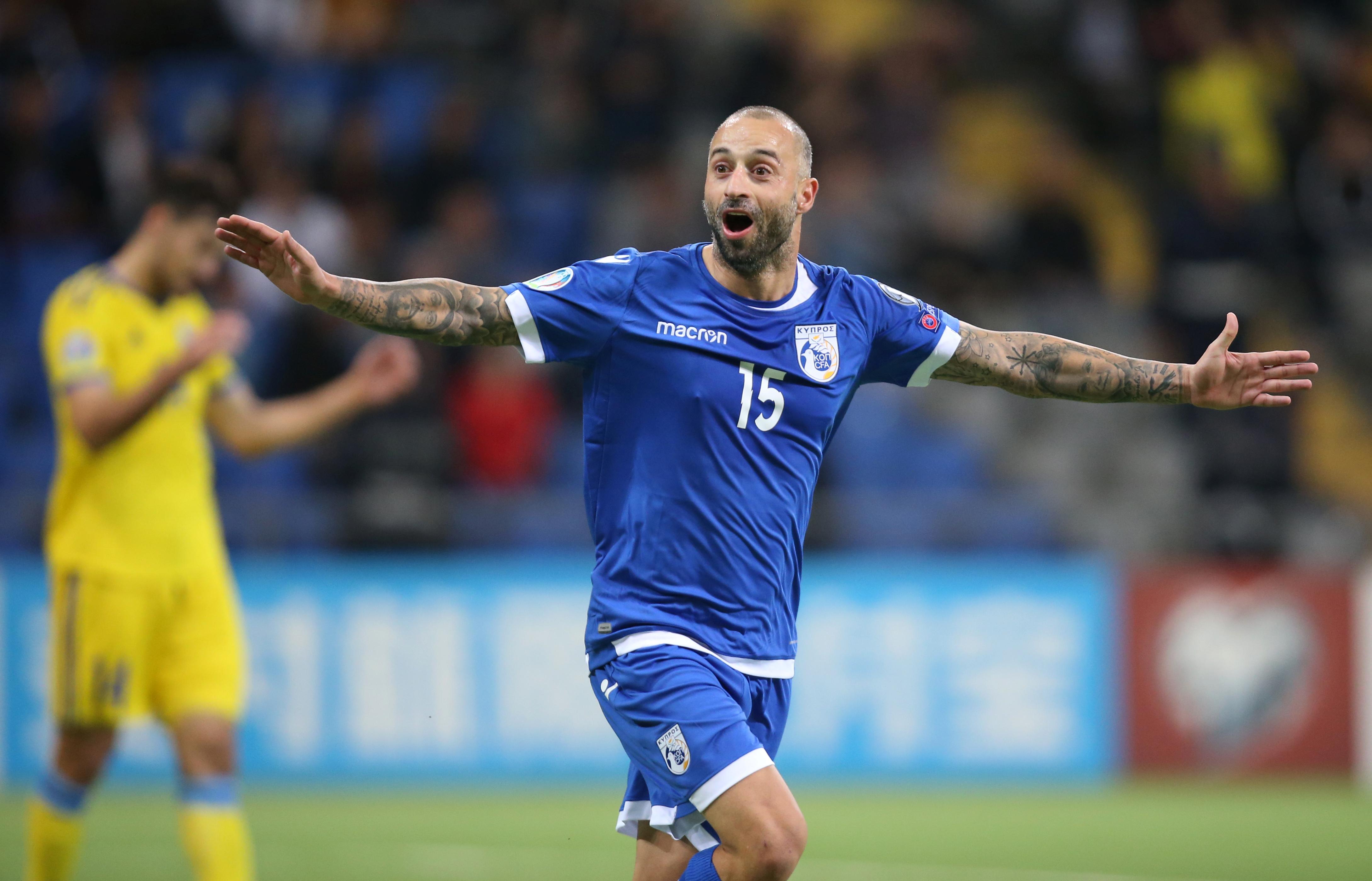 Προκριματικά Euro 2020: Ανατροπή και διπλό για την Κύπρο! – video
