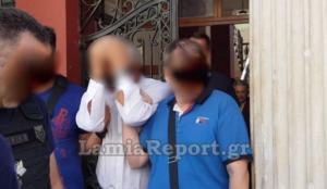 Λαμία: Στη φυλακή ο δικηγόρος που κατηγορείται για σεξουαλική κακοποίηση 11χρονης μαθήτριας – video