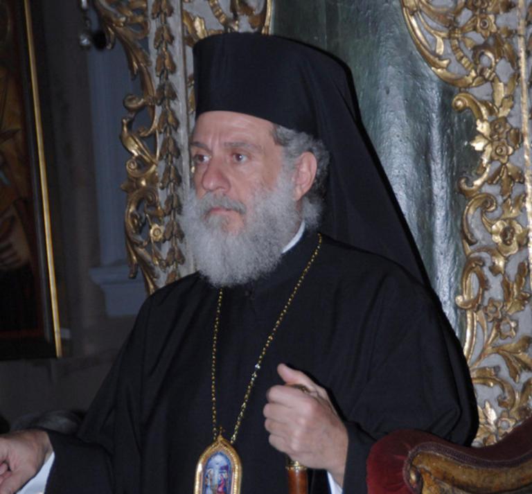 «Μήνυμα» του Μητροπολίτη Σύρου προς το Πατριαρχείο της Μόσχας