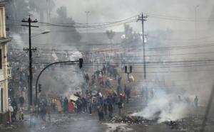 Εκουαδόρ: Υποχώρησε η κυβέρνηση για να επέλθει… ειρήνη! Ακυρώθηκε το προεδρικό διάταγμα για τα καύσιμα