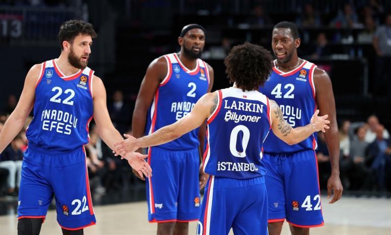 Euroleague: Στο Final-4 η «ατσάλινη» Εφές