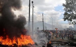 Εκουαδόρ: Επιβλήθηκε στρατιωτικός νόμος στο Κίτο