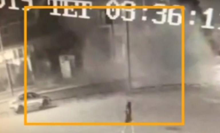 Γκάζι: Βίντεο ντοκουμέντο από την έκρηξη σε νυχτερινό μαγαζί