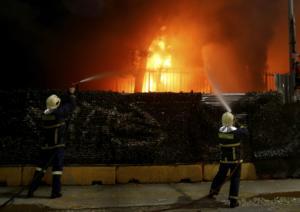Φωτιά τώρα κοντά στο hot spot του Ελαιώνα!