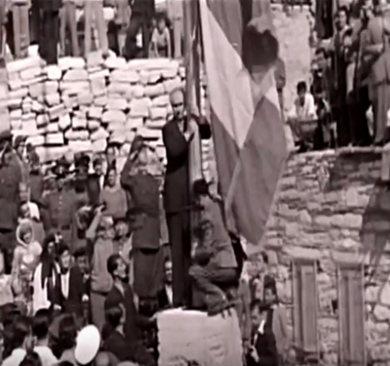Αθήνα: Γιορτάζει την 75η επέτειο απελευθέρωσης από τους Γερμανούς κατακτητές – video