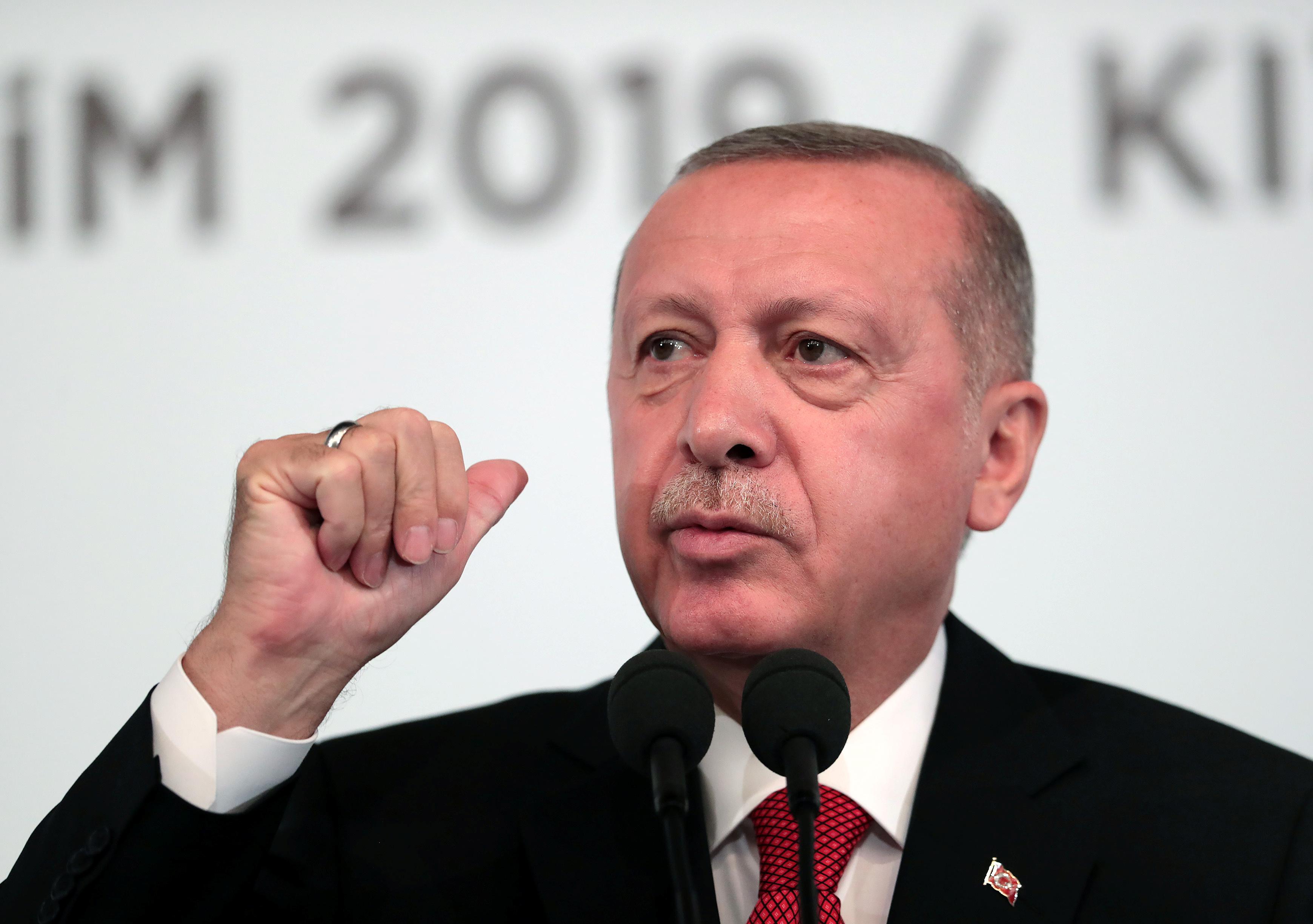"""Συρία: Διαψεύδει για τους τζιχαντιστές ο Ερντογάν – """"Δεν δραπέτευσε κανείς"""""""