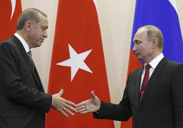 Ερντογάν: Τον κάλεσε ο Πούτιν στη Μόσχα – Πάει πριν δει τον Τραμπ