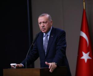 Η εισβολή στην Συρία εκτίναξε την δημοφιλία του Ερντογάν