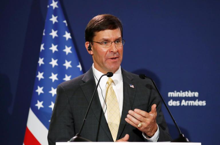 Οι ΗΠΑ προειδοποιούν την Τουρκία να αποκλιμακώσει την κατάσταση στη βορειοανατολική Συρία