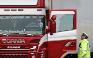 Φορτηγό γεμάτο μετανάστες εντοπίστηκε και στην Ολλανδία