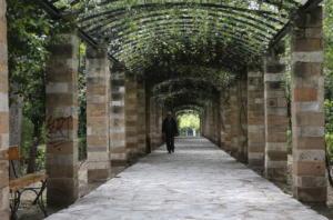 Ο βασιλικός κήπος της Αμαλίας